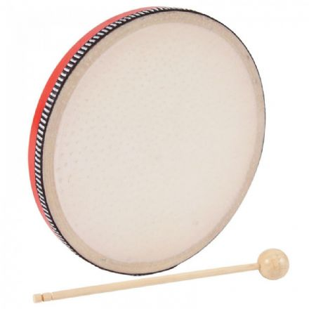 PP World Hand Drum - 20cm Red